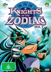 Knights Of The Zodiac: Vol 7 on DVD