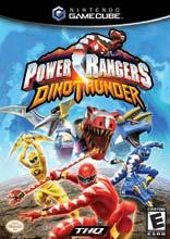 Power Rangers: Dino Thunder for GameCube