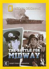National Geographic - The Battle For Midway on DVD