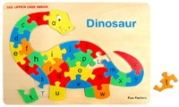 Fun Factory: Dinosaurs Raised Puzzles