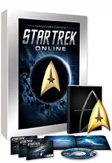 Star Trek Online Collector's Edition for PC Games