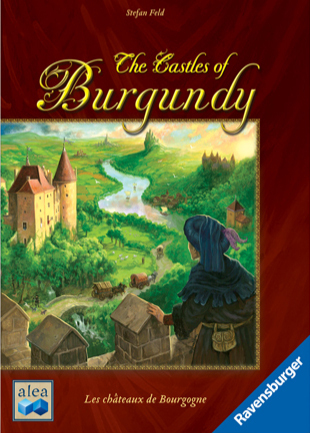 The Castles of Burgundy - Board Game