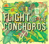 Flight of the Conchords (LP) by Flight of the Conchords