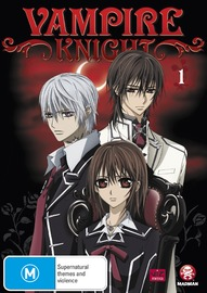 Vampire Knight (TV) Volume 1 on DVD