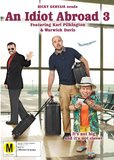 An Idiot Abroad - Series 3 DVD