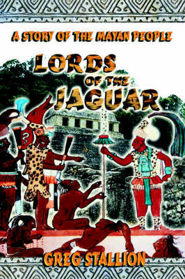 Lords of the Jaguar by Greg Stallion image