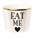 Miss Étoile - Pink Stripe Egg Cup