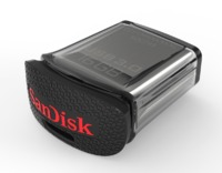 16GB SanDisk Cruzer Ultra Fit - USB 3.0 Flash Drive
