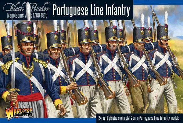 Napoleonic Portuguese Line Infantry image