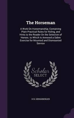 The Horseman by H R Hershberger image