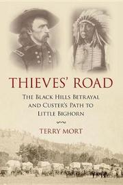 Thieves' Road by Terry Mort image