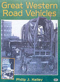 Great Western Railway Road Vehicles by Philip Kelley image
