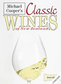 Classic Wines of New Zealand by Michael Cooper image
