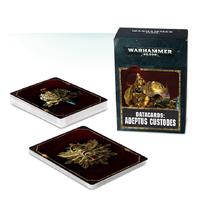 Warhammer 40,000 Datacards: Adeptus Custodes