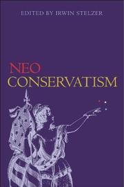 Neoconservatism by Irwin Stelzer image