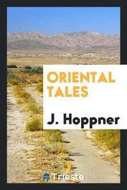 Oriental Tales by J Hoppner image