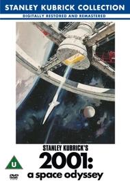 2001: A Space Odyssey on Blu-ray