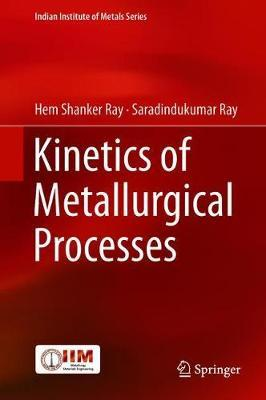 Kinetics of Metallurgical Processes by Hem Shanker Ray image