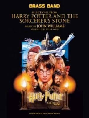 Harry Potter and The Sorcerer's Stone (Score & Parts) by John Williams