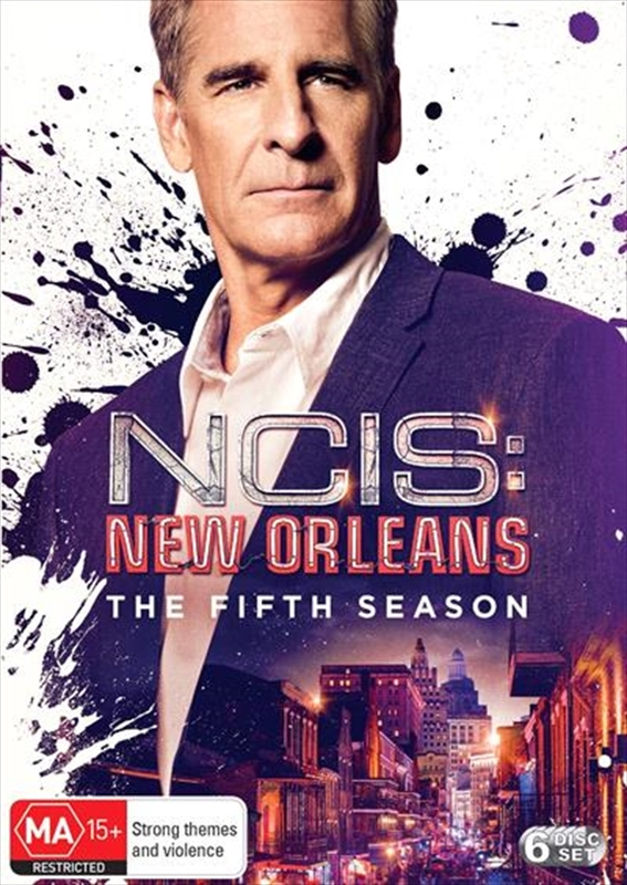 NCIS: New Orleans - Season 5 on DVD