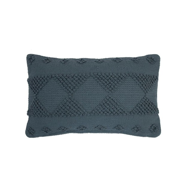 Bambury: Maitland Cushion - Bluestone