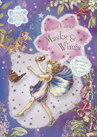 Flower Fairies Masks and Wings Book by Cicely Mary Barker image