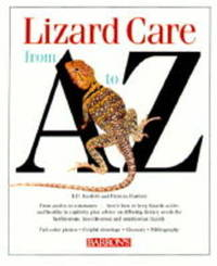Lizard Care from A to Z by Richard Bartlett image