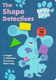 The Shape Detectives by Angela C Santomero image