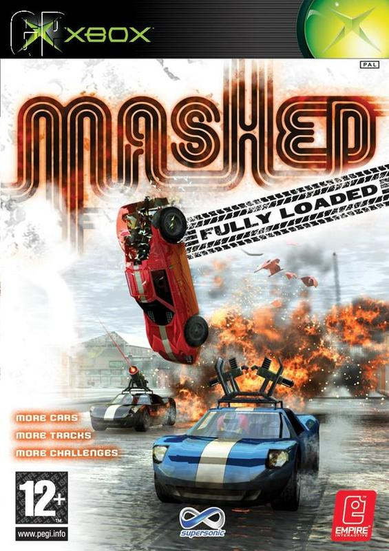 Mashed: Fully Loaded for Xbox