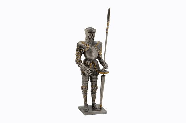 Dal Rossi Medieval Knight Figurine - Terrowin