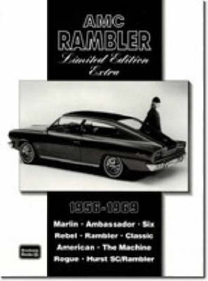 AMC Rambler Limited Edition Extra 1956-69 image