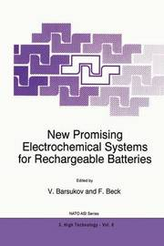 New Promising Electrochemical Systems for Rechargeable Batteries