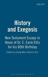 History and Exegesis by S.Aaron Son image