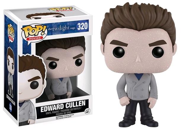 Twilight - Edward Cullen (Sparkle) Pop! Vinyl Figure