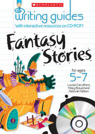 Fantasy Stories for Ages 5-7 by Deborah Gibbon image