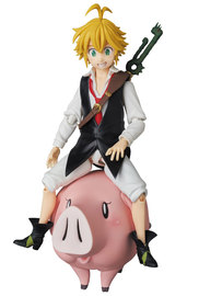 Seven Deadly Sins: MAFEX Meliodas - Articulated Figure