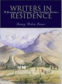 Writers in Residence by Jenny Robin Jones image