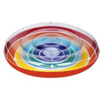 Sunnylife Twin Round Float - Rainbow