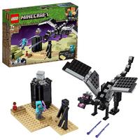LEGO Minecraft - The End Battle (21151)