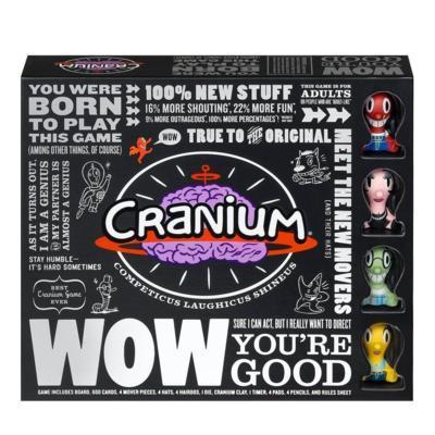 Cranium WOW image