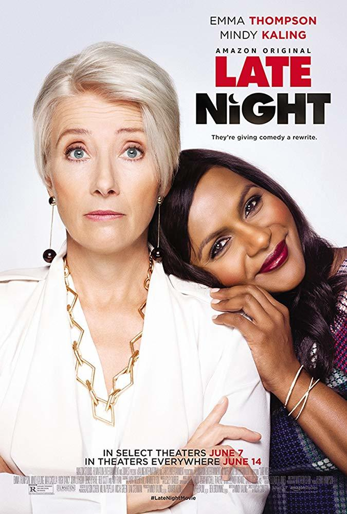 Late Night on DVD image