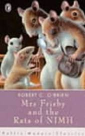 Mrs. Frisby and the Rats of Nimh by Robert C O'Brien image