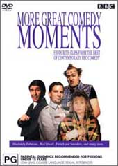 More Great Comedy Moments on DVD