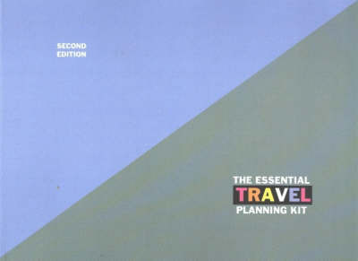 The Essential Travel Planning Kit by Godfrey Harris image