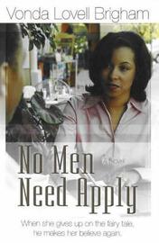 No Men Need Apply by Vonda Lovell Brigham image
