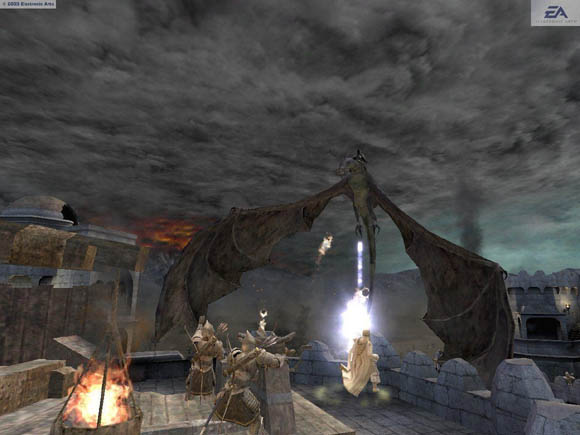 The Lord of the Rings: The Return of the King for PC image