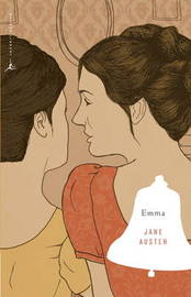 Mod Lib Emma by Jane Austen image