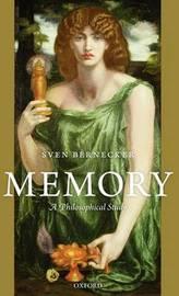 Memory by Sven Bernecker