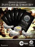 Guild Ball Season 2 Plot Cards & Token Set