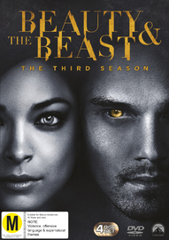 The Beauty And The Beast - The Third Season on DVD
